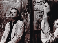Jim e Caroline Corr
