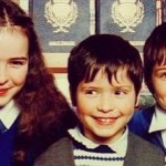 Sharon, Andrea e Caroline