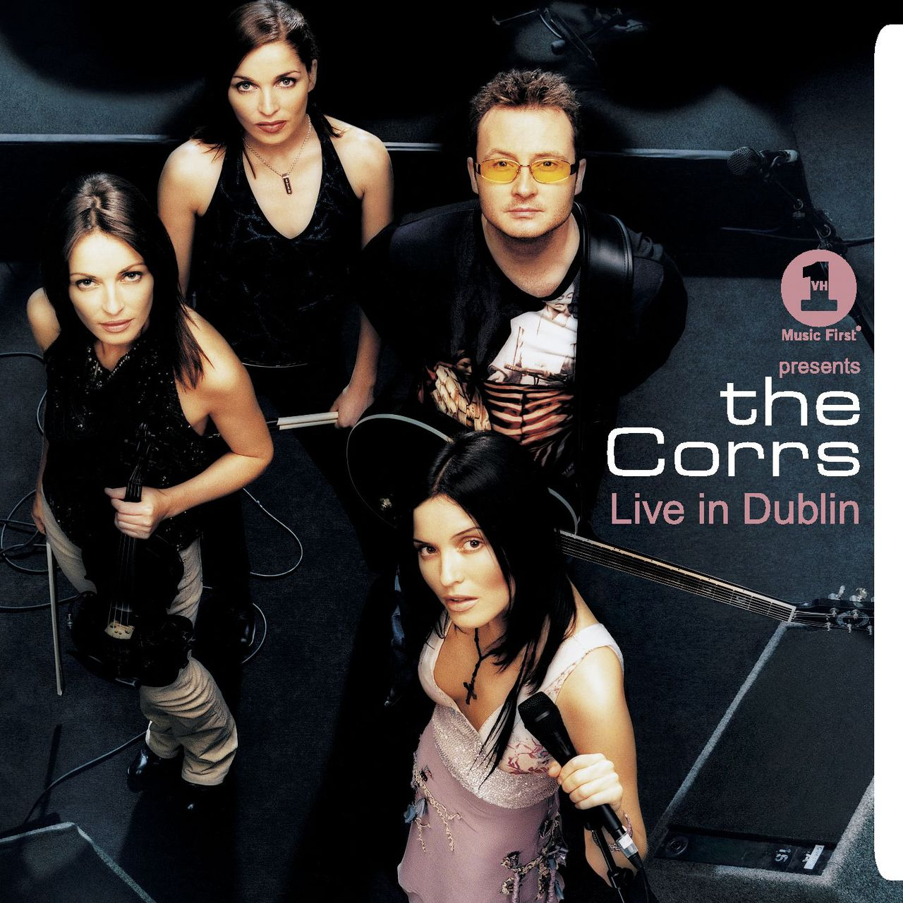 The Corrs Live in Dublin (2002)