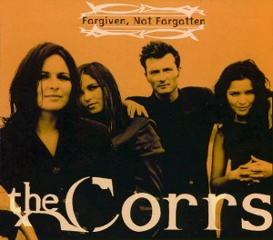 Forgiven, Not Forgotten, Cover Singolo