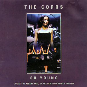 So Young Live At The Royal Albert Hall, Cover singolo