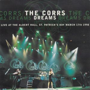 Dreams Live At The Royal Albert Hall, Cover singolo