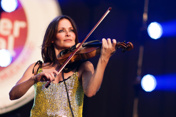Sharon Corr at Brussels Summer Festival