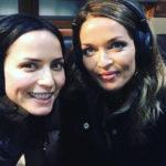 Andrea e Caroline Corr